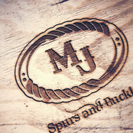 MJ Spurs and Buckles