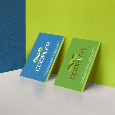 Codalfa Branding